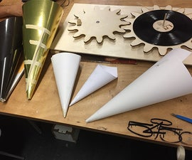Analog Gramophone for Teaching