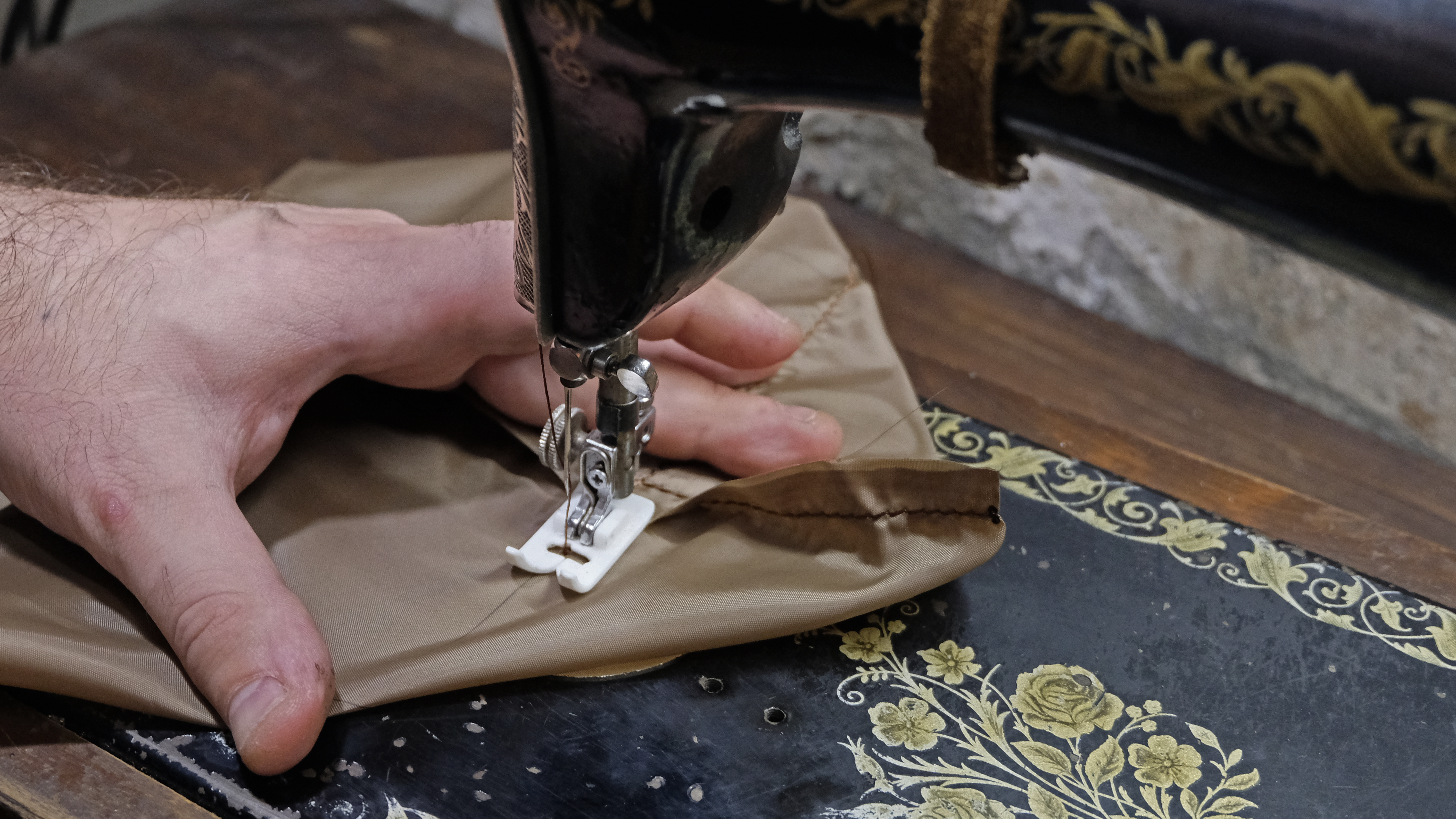 Picture of Sew the Lining
