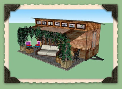 Tiny House ~ the Bacon Bungalow!