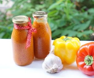 Romesco - Pepper Sauce