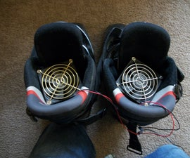 Dry Out Your Ski Boots Quickly