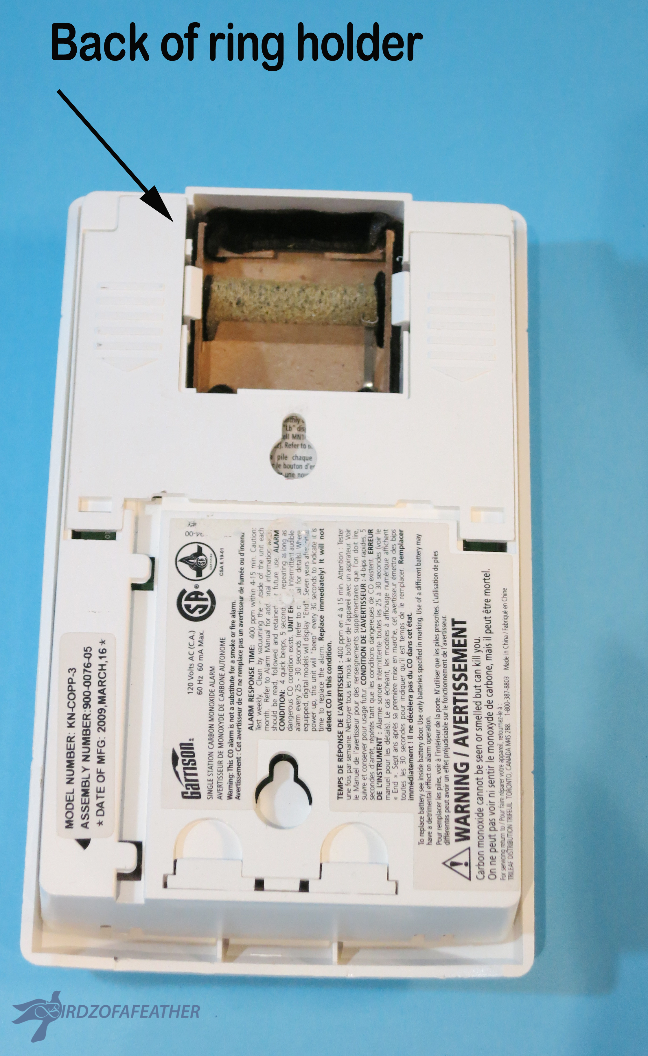Picture of Reassemble Front and Back