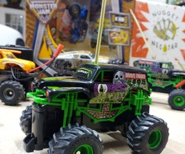 Overvolting a Mini R/C Truck With Lithium Polymer Batteries