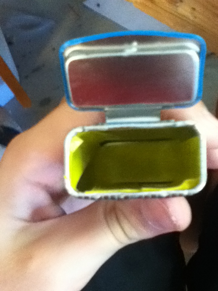 Picture of Prep the Tin (For Altoids Arctic).