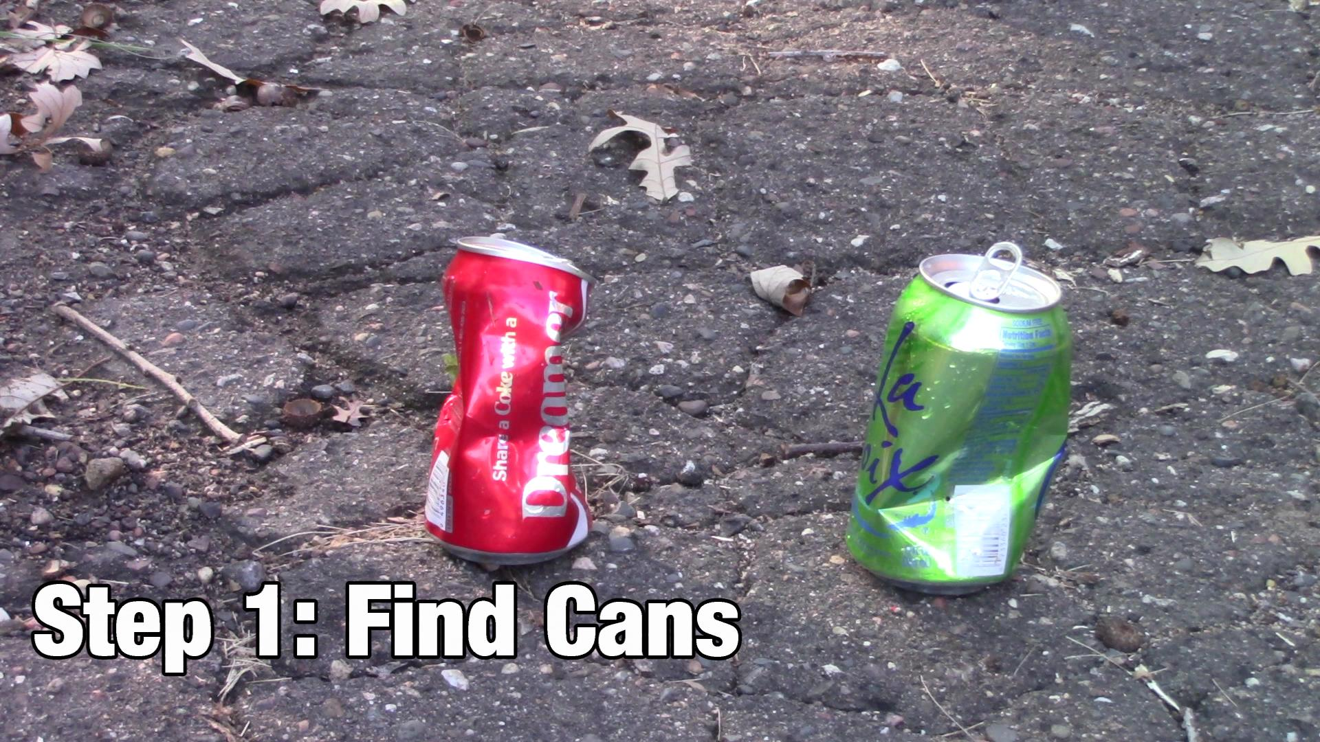 Picture of Collect Aluminum Cans