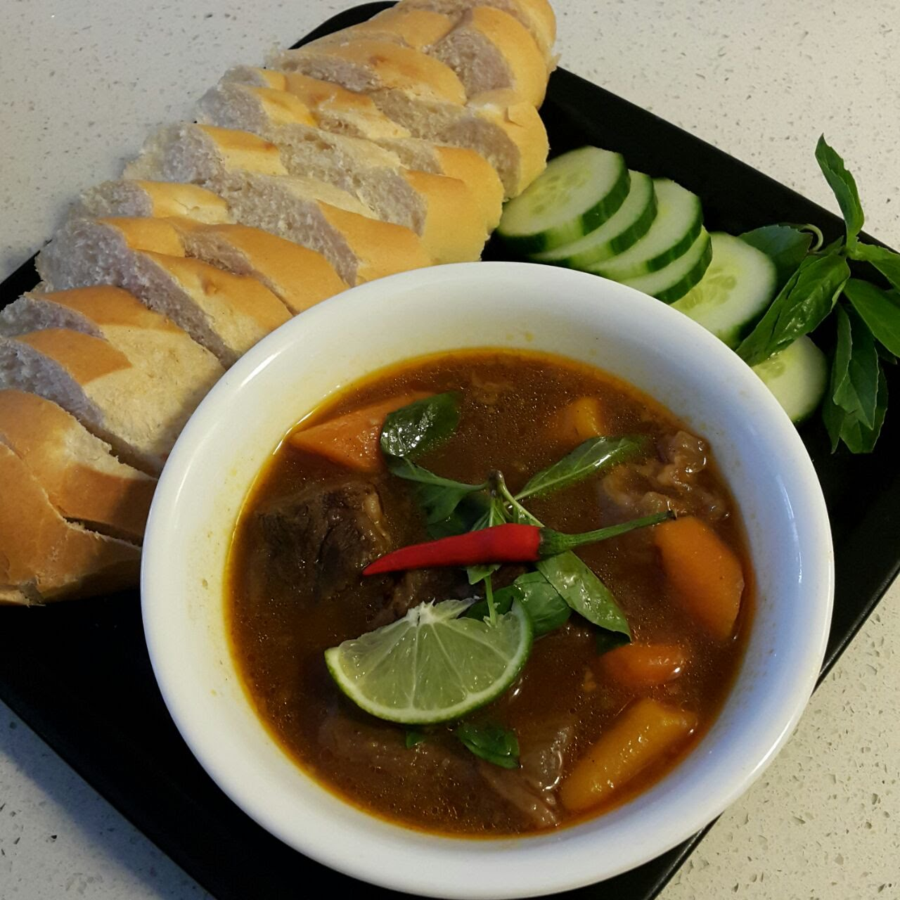 Picture of Vietnamese Beef Stew (Bò Kho)