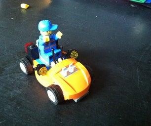 Lego 0-turn