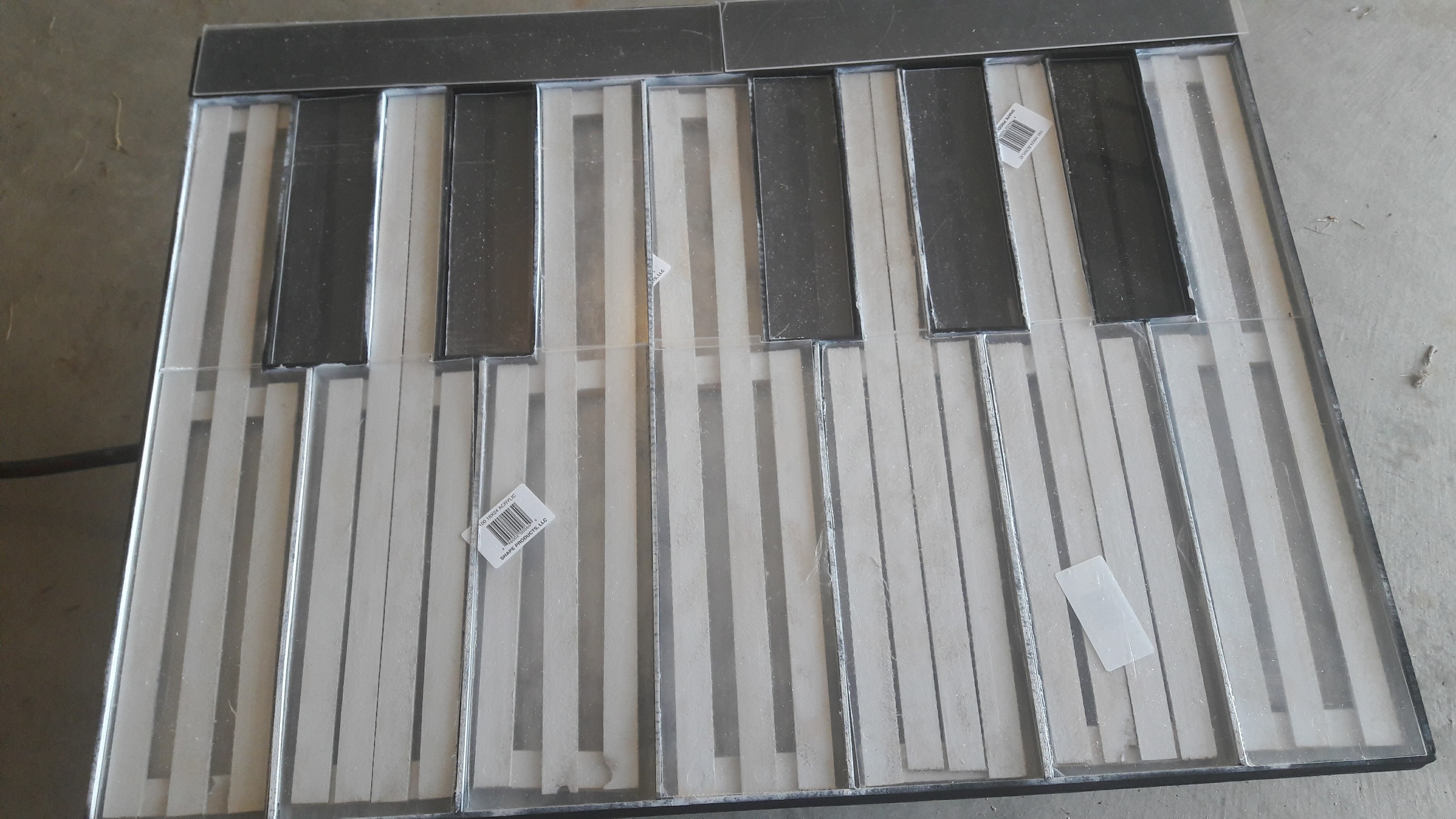 Picture of Cut and Paint the Acrylic