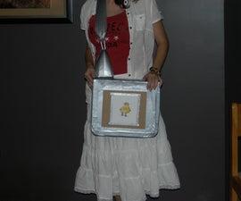 Homemade Messenger Bag