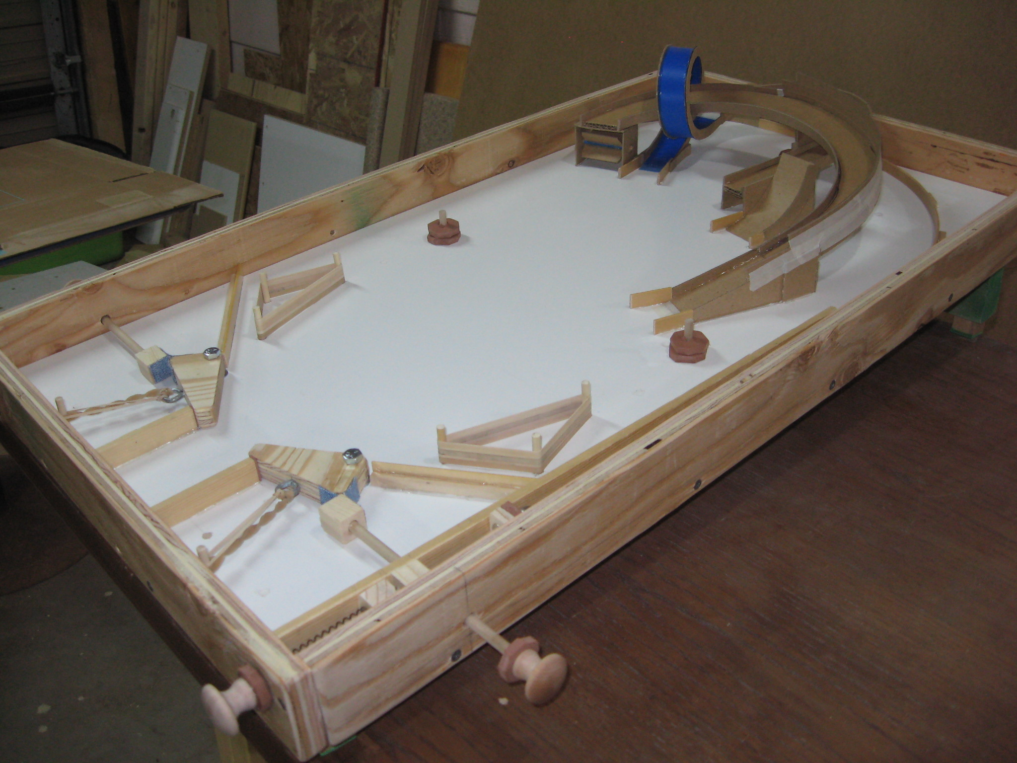 Picture of Tabletop Pinball