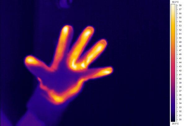 DIY Carbon Tape Heated Gloves V1.0