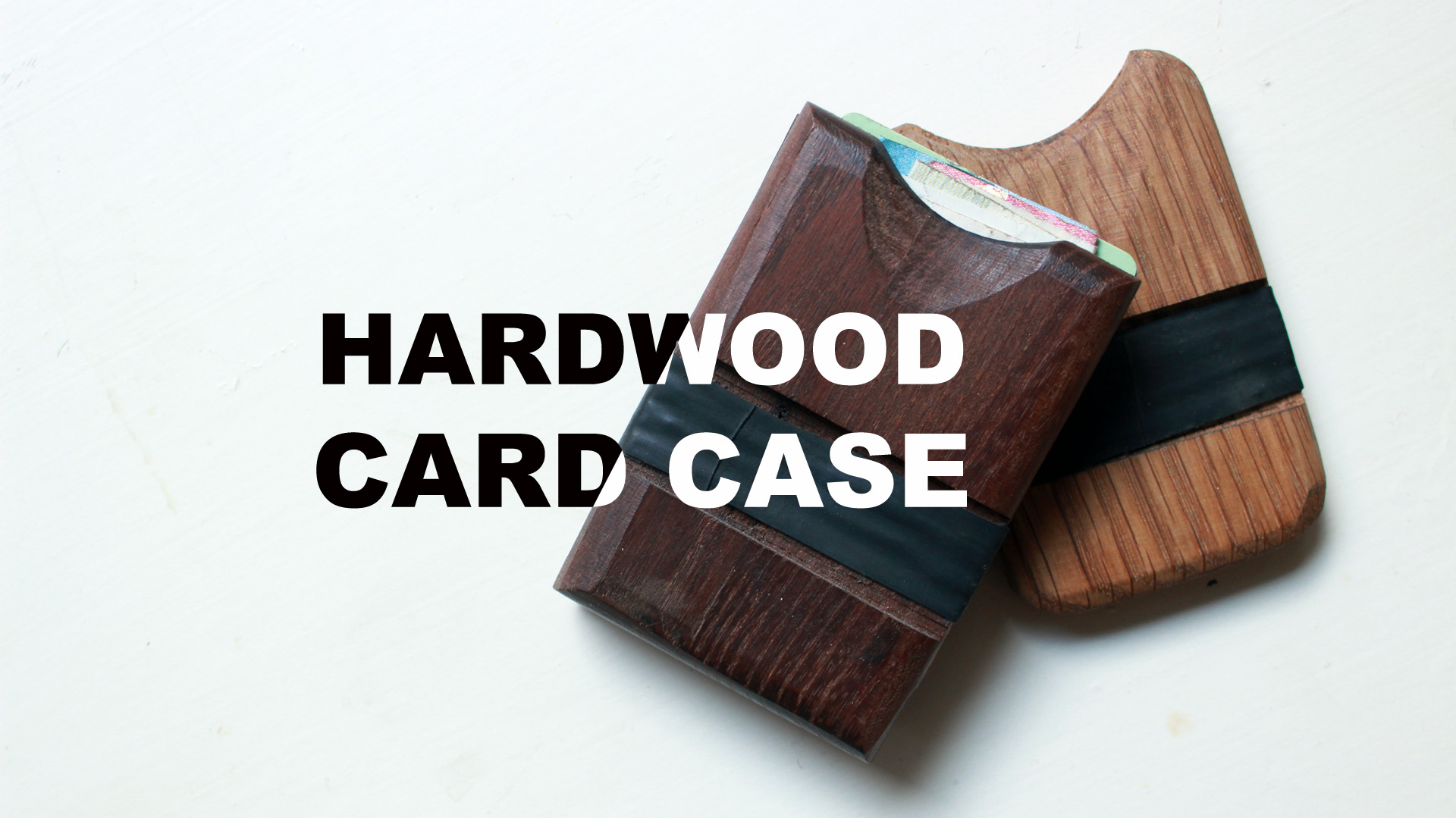 Picture of Hardwood Card Case