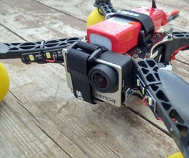 How to Control a GoPro Hero 4 Using an RC Transmitter