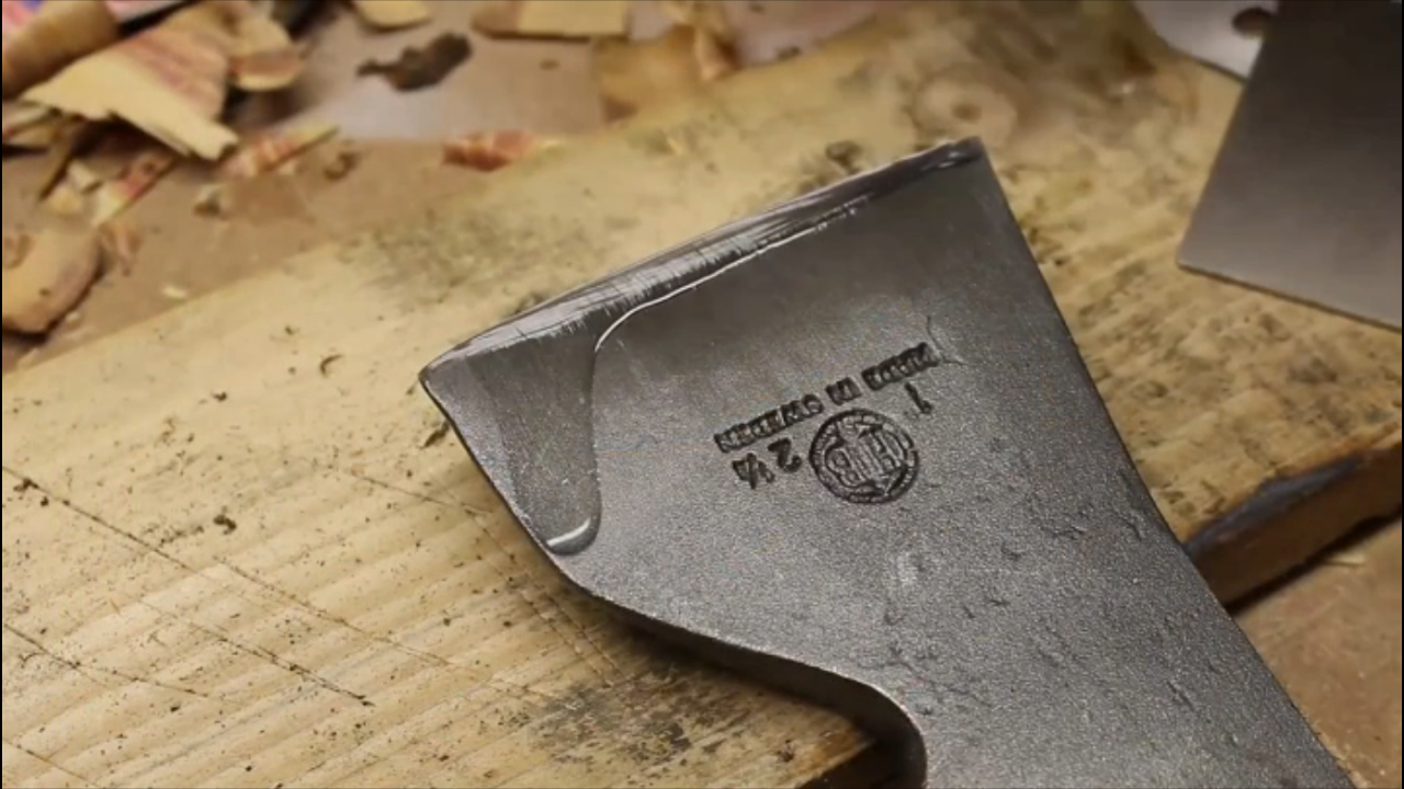 Picture of Want to Make Your New Axe Razor Sharp?