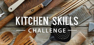 Kitchen Skills Challenge