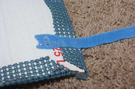 Add Velcro Cable Wrap