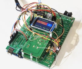 Arduino Cell Phone 4G Signal Booster / Repeater