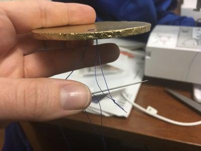 Step 6: Attach Thread to Base