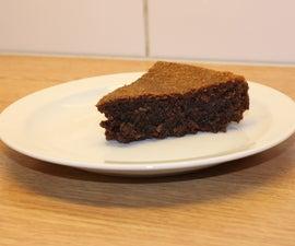 Amazing 30 min chocolate cake