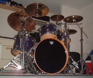 How to Refinish a Drum
