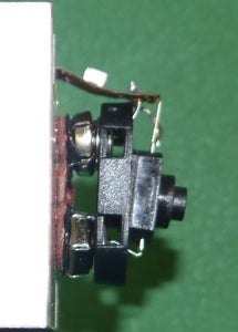 "Solder the LED ""+"" Lead"