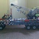 Knex Recovery Truck