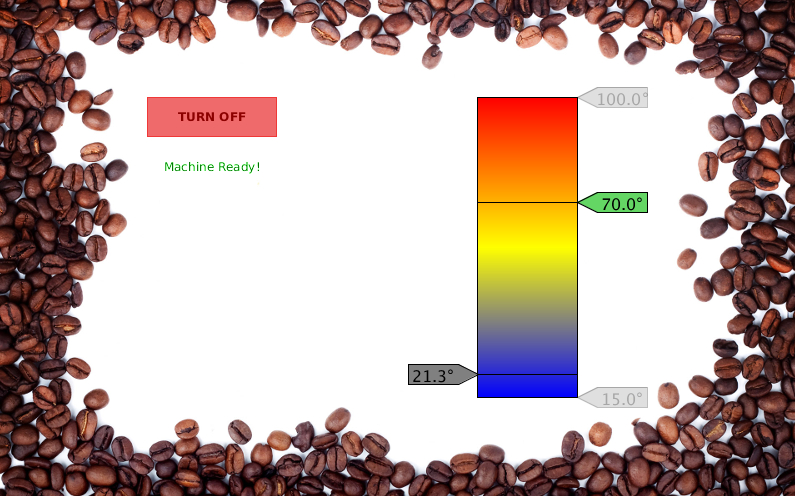 Picture of Coffee System