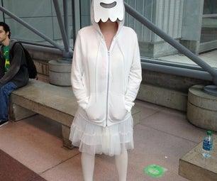 Regular Show's High Five Ghost Costume