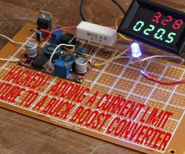 Adding a Current Limit Feature to a Buck/Boost Converter