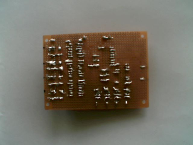 Picture of 2 Input Stepper Driver