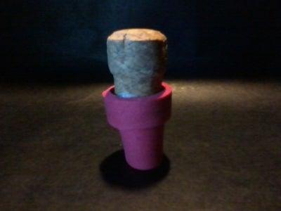Potty the Corky Pot!.
