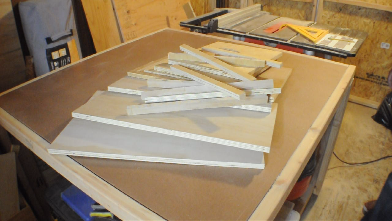 Picture of Cutting the Specialty Pieces