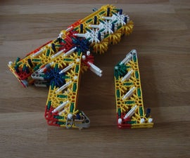 knex slide action pistol