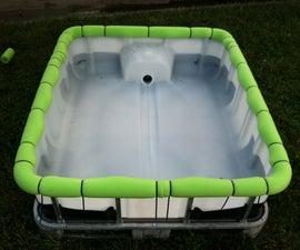 IBC Tote Kiddie Pool