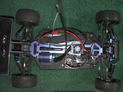 Electric Car Layout