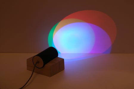 RGB Projection Light