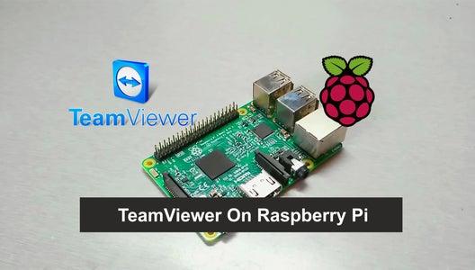 TeamViewer on Raspberry Pi