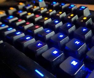Make Your Keyboard Shine Again in RGB
