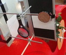 Tim's Vermeer camera: the ENTIRE installation