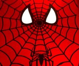 Spider-Man Vinyl Tray Cover