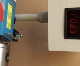 An Easy and Cheap RPM / Tachometer Upgrade for the Mini Chinese Lathe