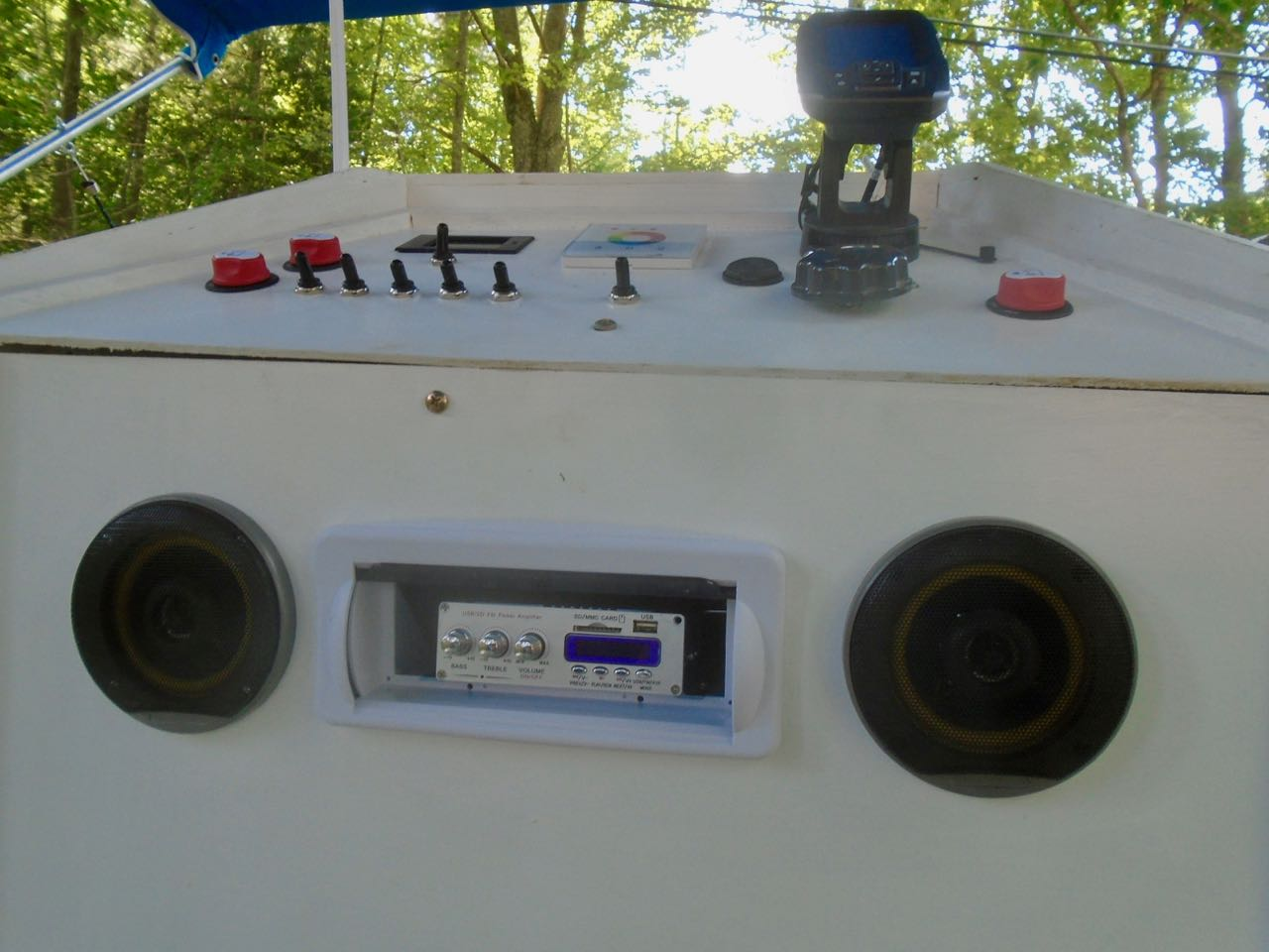 Picture of A Boat Name and Tunes