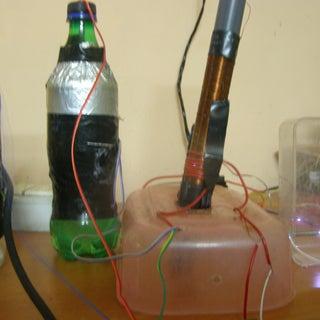 DIY Capacitor