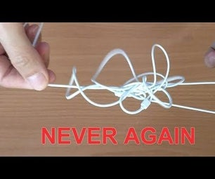 Tangled Earbuds? NEVER AGAIN!