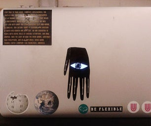 Customise Your Laptop With Vinyl Sticker