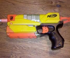 Nerf gun hack airsoft