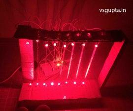 Laser Piano DIY