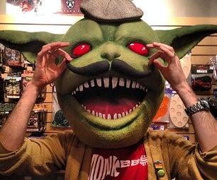 Pathfinder Goblin Mask (2014)