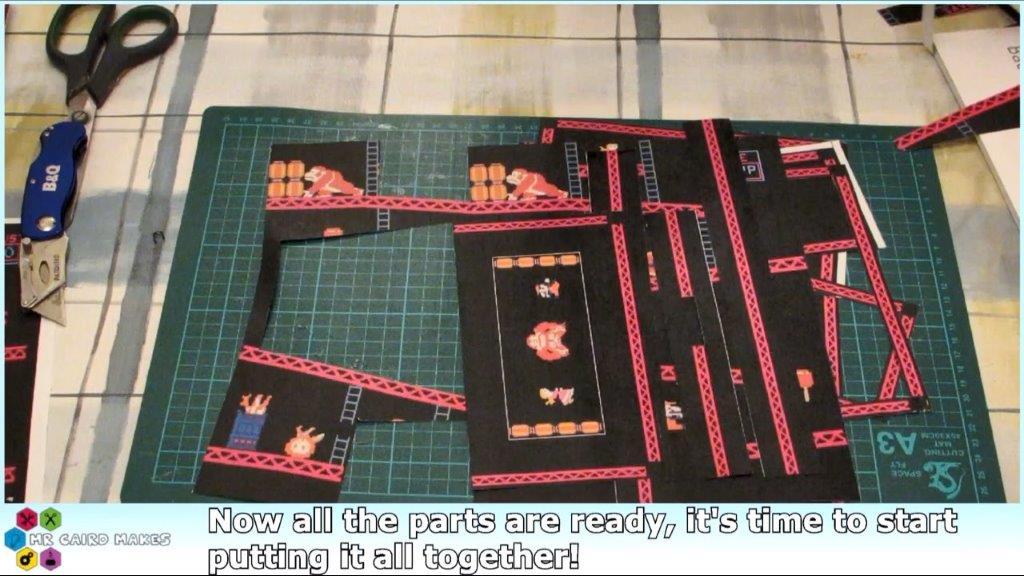 Picture of Cut Out the Colour Printouts