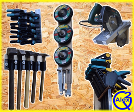 5 + 7 Simple and Cheap Ideas to Organize a Tool Wall